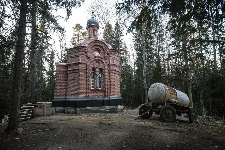 Kappeli metsässä
