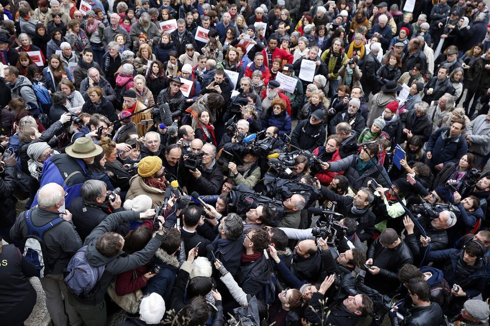 Cédric Herroun edellinen oikeudenkäynti Nizzassa helmikuussa sai valtavasti mediahuomiota.