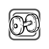 Dumbbell Dumbells Dumb Bell Weights Equipment Equipments