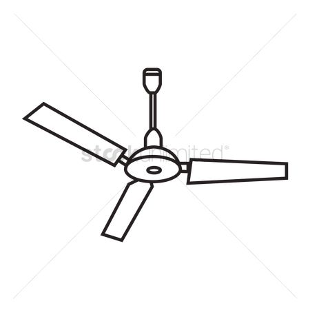 Ceiling Fan Coloring Pages Coloring Pages