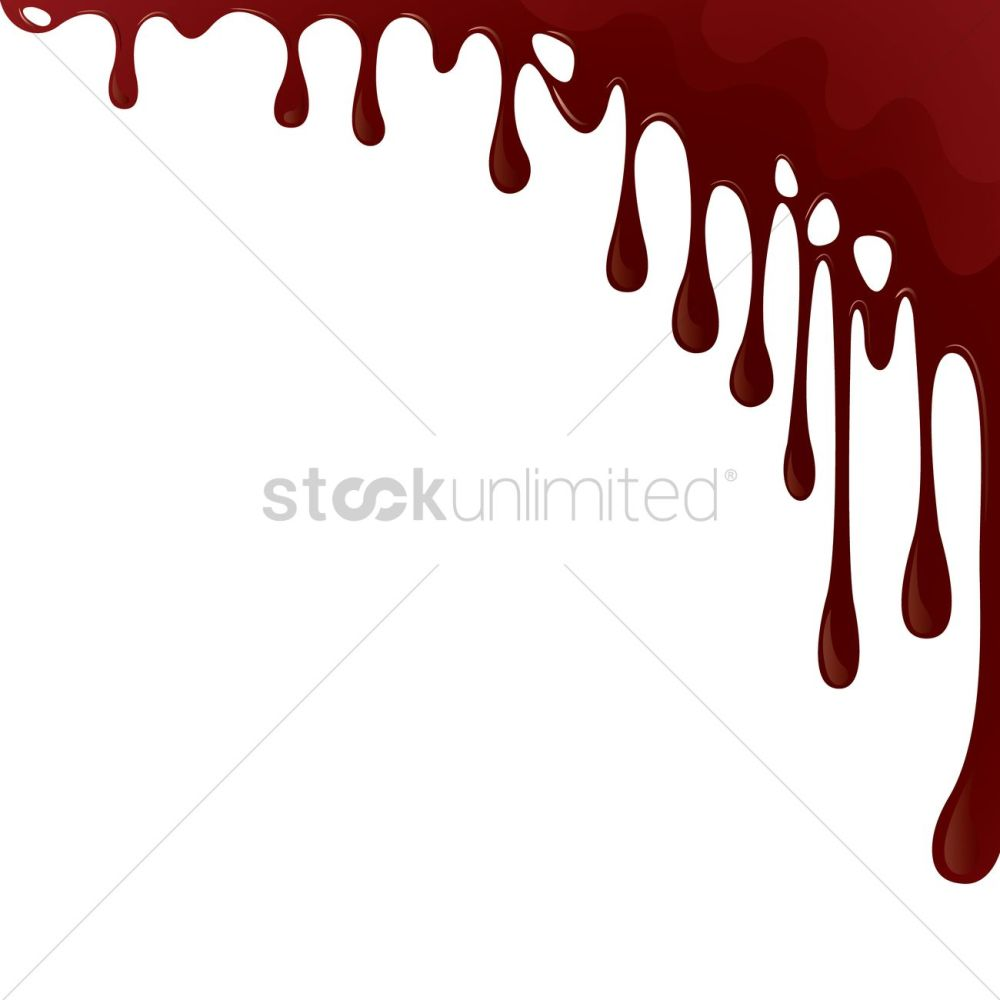 medium resolution of dripping blood background vector graphic