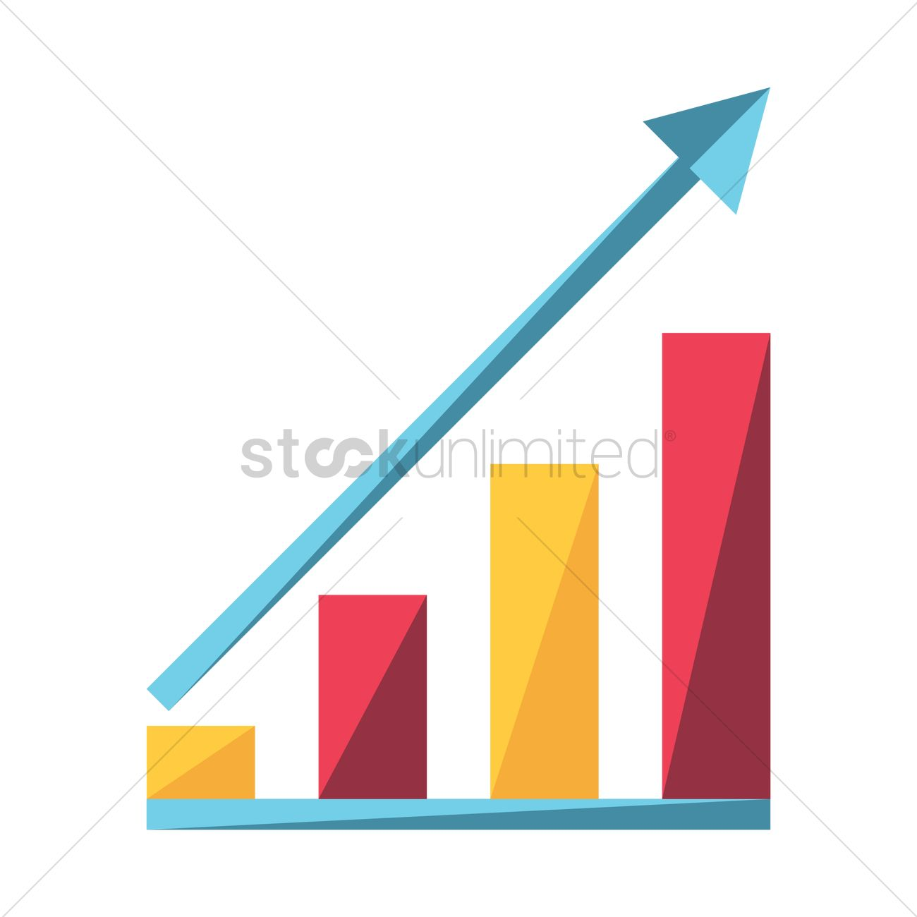 free process bar graph