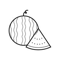 watermelon vector stockunlimited slice clipart