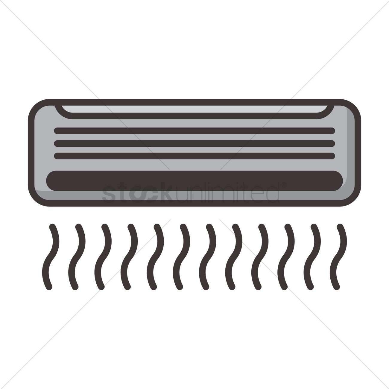 aircond vector image 1873529