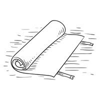 Rolled Roll Mat Mats Camp Camps Camping Sheet Sheets