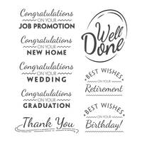 Congratulations on your job promotion greeting Vector