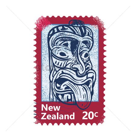 free postage stamp template