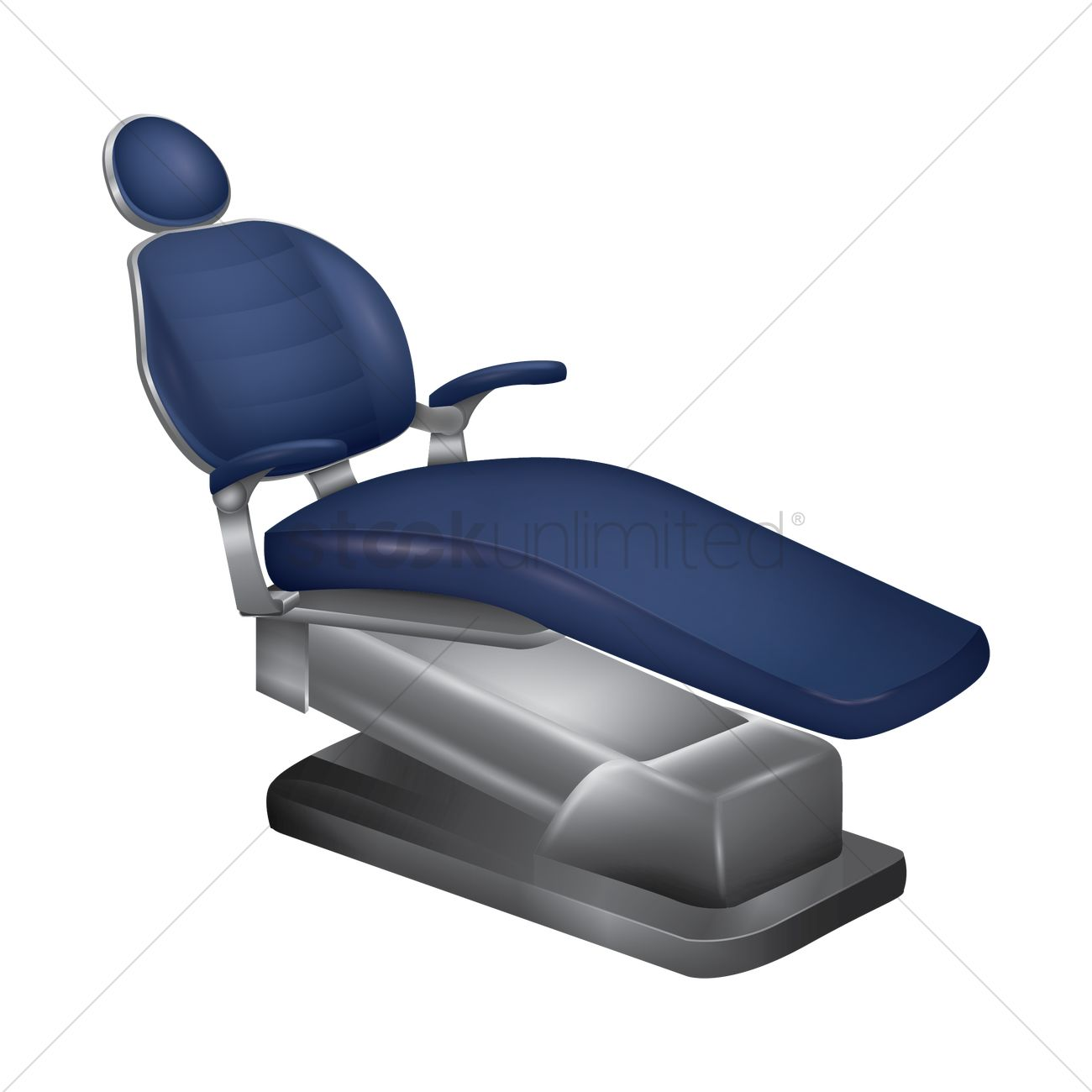 Dental Chairs Dental Chair Vector Image 1694842 Stockunlimited