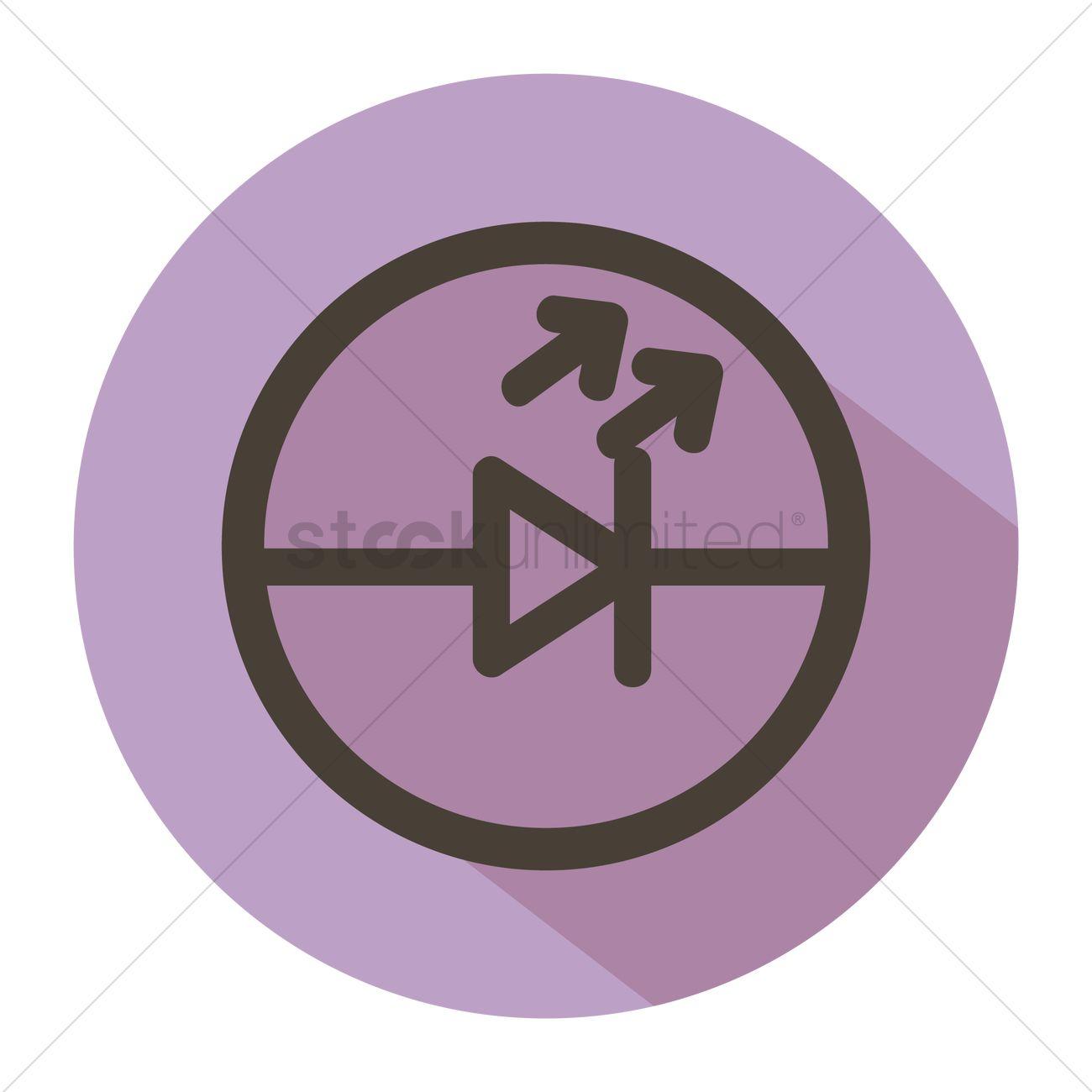 Led Schematic Symbol Led Circuit Diagram Symbol