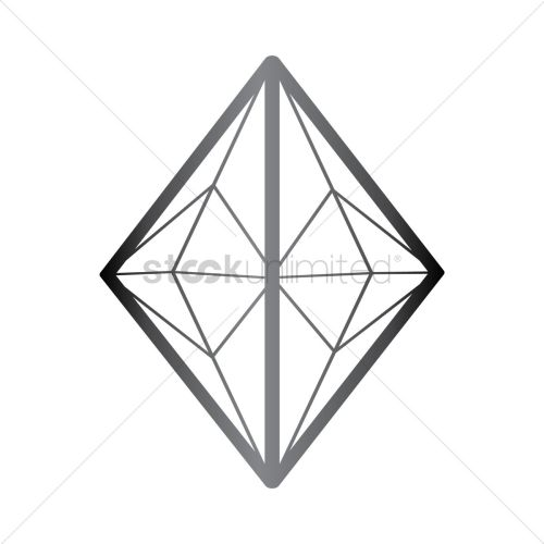 small resolution of rhombus diamond structure vector image 1357346 stockunlimited rh stockunlimited com rhombus pattern rhombus and trapezoid