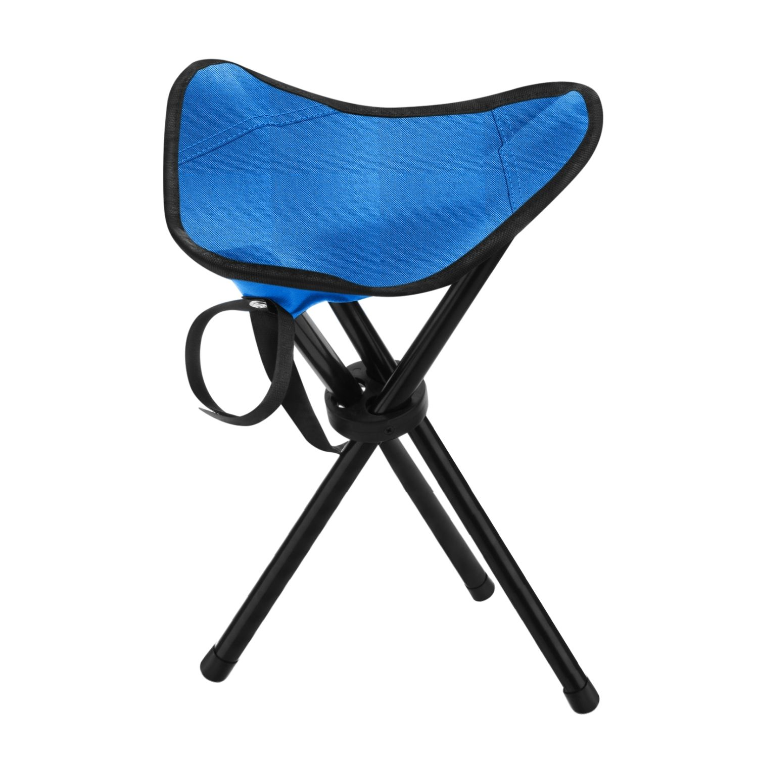 portable folding chairs foldable adirondack chair outdoor hiking fishing lawn pocket with 3 leg image is loading