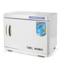2 in 1 UV Sterilizer Hot Towel Warmer Cabinet Facial Spa ...