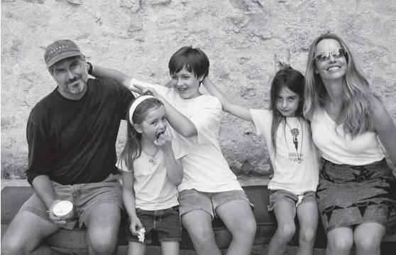 Laurene Powell Jobs -Family. Family Tree - Celebrity Family