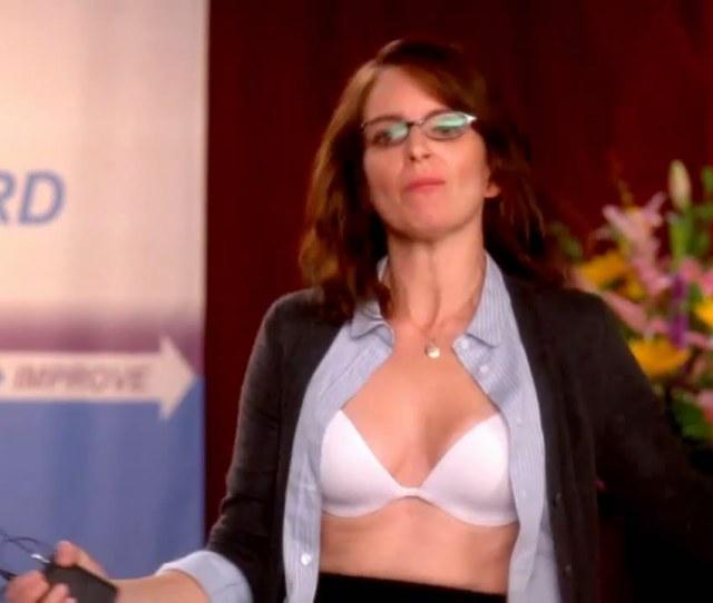 Tina Fey Nude Flash