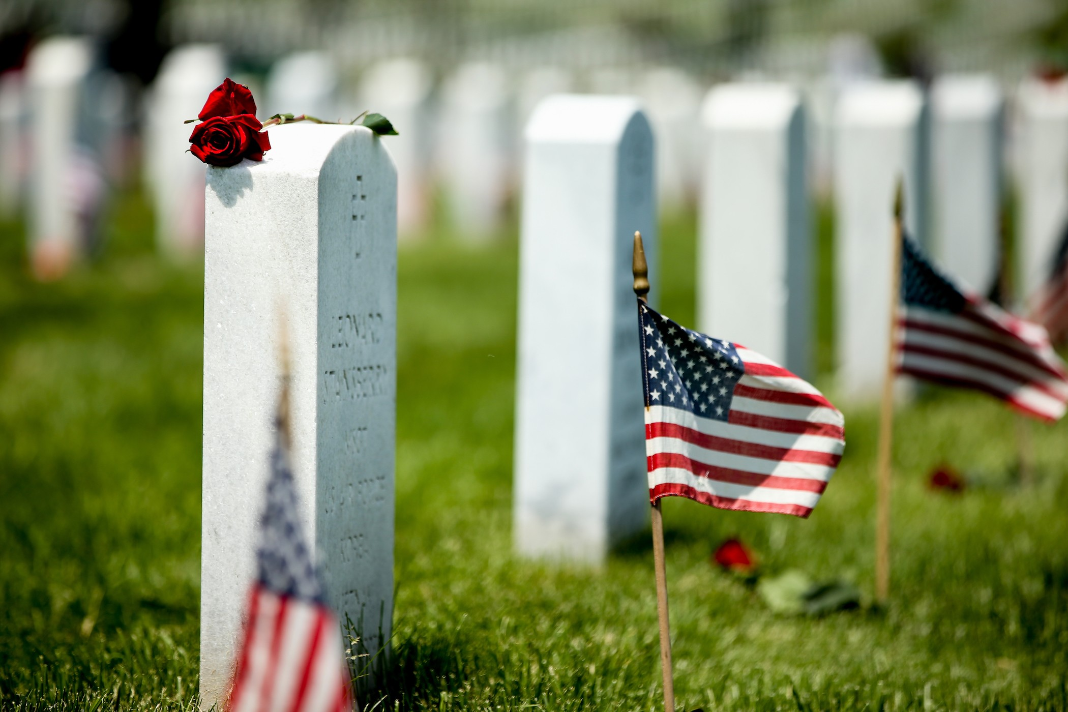 veteran's view - the history of memorial day