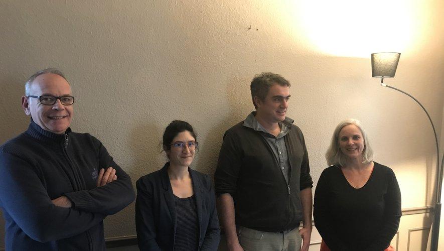 Les élus de Rodez citoyen ont présenté leurs vœux et appellent les habitants à continuer à apporter des idées.