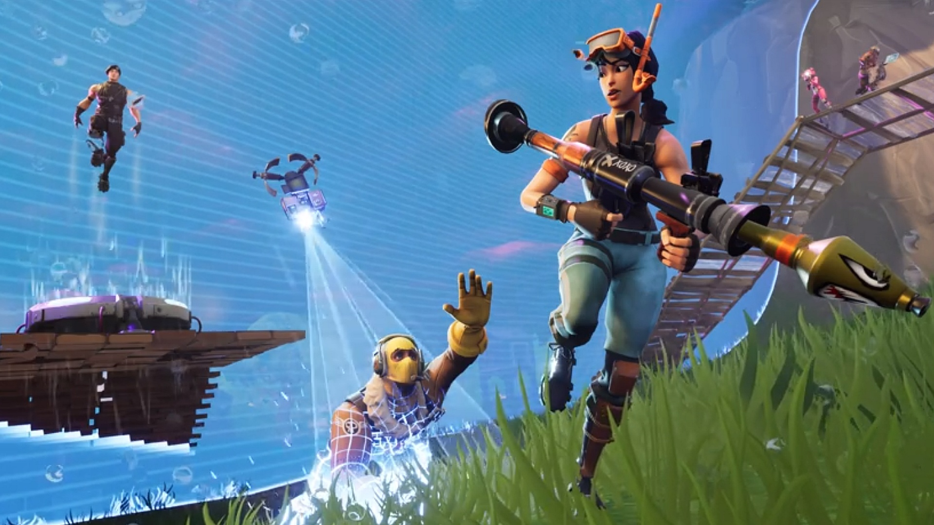 We've got all of the best fortnite skins, outfits, and characters in high quality from all of the previous seasons and from the history of the item shop! Skins Von Fortnite Alle Outfits Und Wie Ihr Sie Freischaltet