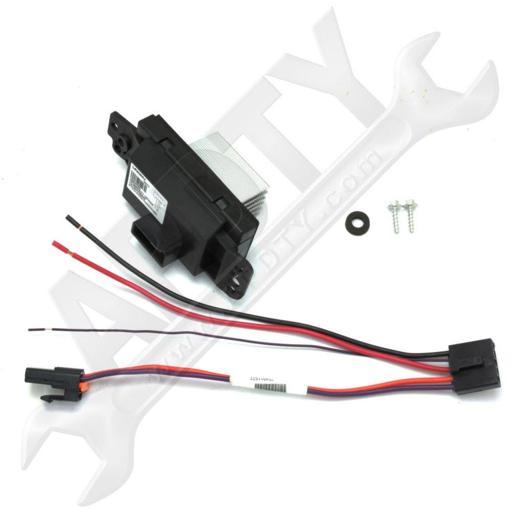 medium resolution of blower motor resistor control module 2006 on ford f150 blower motor