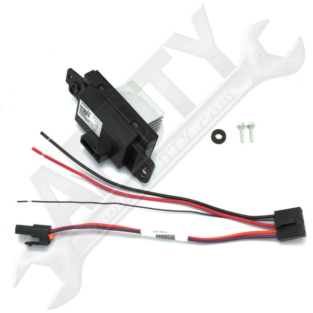 hight resolution of blower motor resistor control module 2006 on ford f150 blower motor