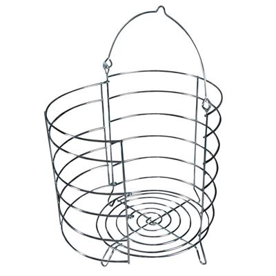 Help for Hinged Basket for The Big Easy® Turkey Fryer