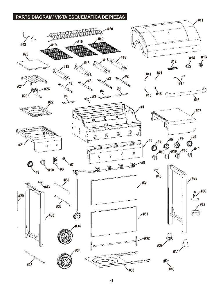 Charbroil Igniter Wiring Diagram : 32 Wiring Diagram