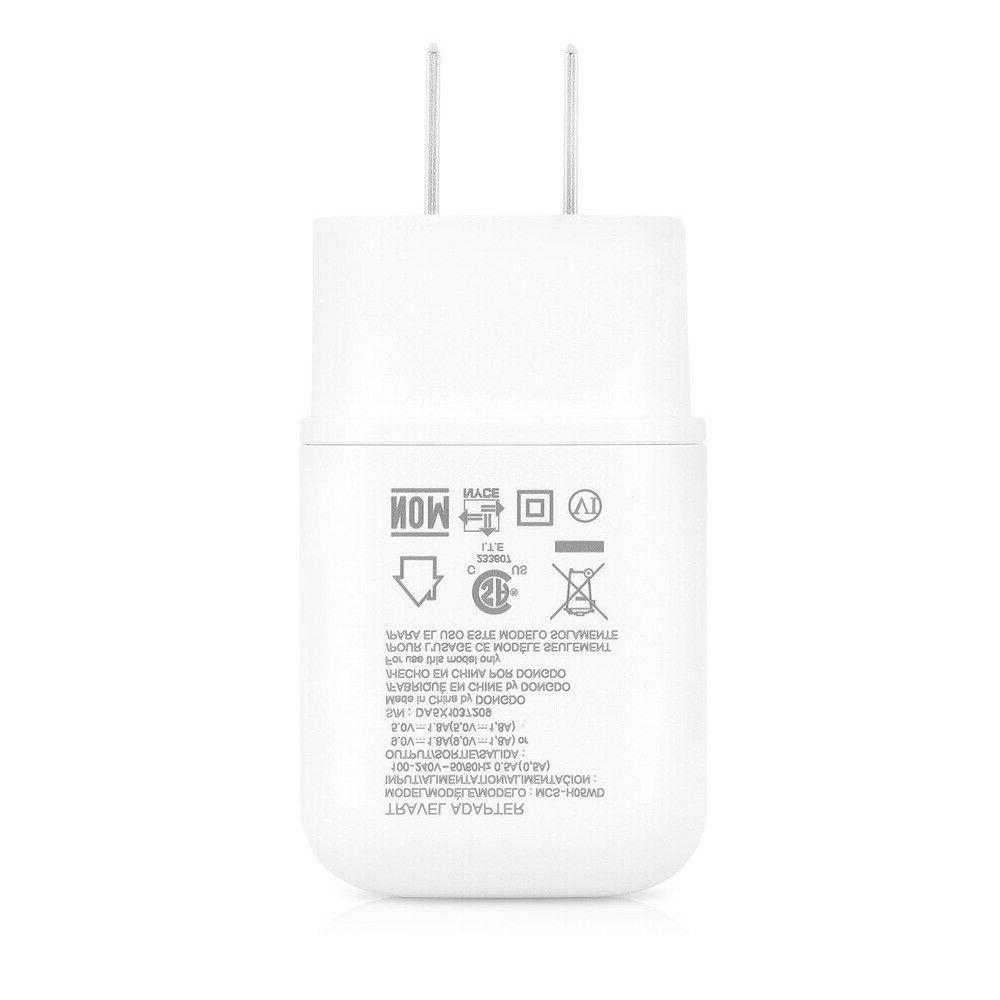 Original LG Rapid Fast USB Wall Charger Type