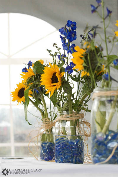 B They Look Really Good In Blue And C Know How To Make Emily Feel Yellow Wedding Ideas Indoor Decorations Border Clipart