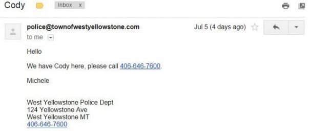 The best email of my life!