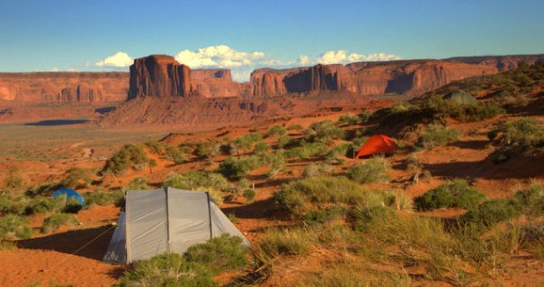 These are the actual tent sites on the hill below us. We stayed in our vehicles of course.