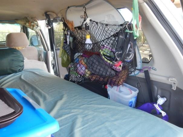SUV-netting