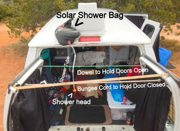 Shower-top