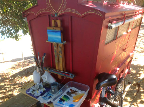 Artist-Wagon