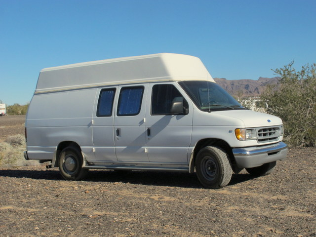 Cheap rv living which vehicle is best for you to live in i think this high top extended cargo van is probably the ideal vehicle to live in good stealth very comfortable and decent mpg fandeluxe Choice Image