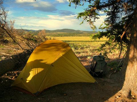 Co-trail-tent-Salida