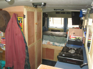 Cheap Rv Living Com Dave S Outstanding Van Conversion