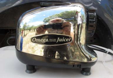 Juicer-Omega