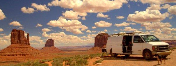 Monument Valley--Arizona