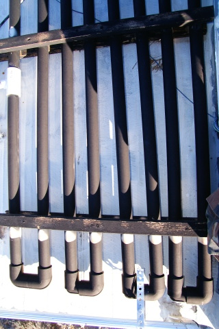 Cheap Rv Living Com Solar Hot Water Amp Electricity