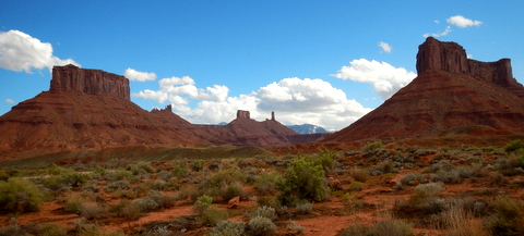 And just think, this photo was taken just a 3 hour drive away from the photos of the Jeep trip. Moab, UT