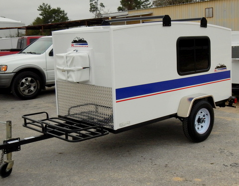 Cheap Rv Living Com Runaway Mini Camper Review Part 2
