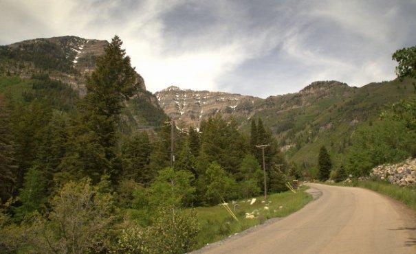 The Alpine Loop.