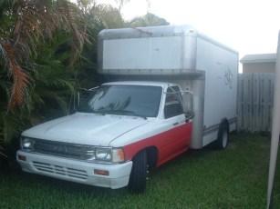 Cheap RV Living com-Survivalist Truck Dweller