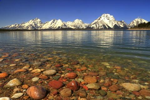 Jackson Lake.