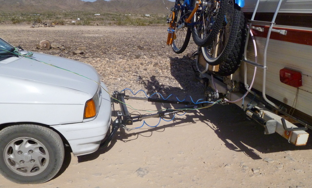 Cheap RV Living com -Vandwelling Survivalist: Towing an