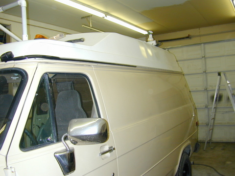 Cheap Rv Living Com How To Install A High Top