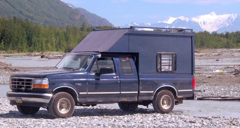 Cheap RV Living com-Build Your Own Camper