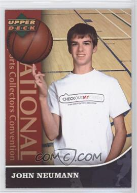 2007 Upper Deck National Sports Collectors Convention #3 - John Neumann/1 - Courtesy of CheckOutMyCards.com