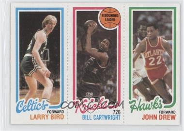 1980-81 Topps #94 - 34 Bird/Cartwright/23 - Courtesy of CheckOutMyCards.com