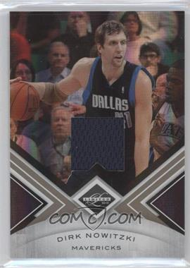 2010-11 Limited Threads #54 - Dirk Nowitzki/199 - Courtesy of CheckOutMyCards.com