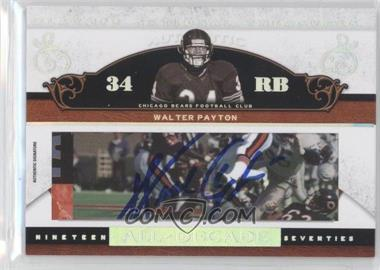 2007 Playoff National Treasures All Decade Signature Cuts #WP - Walter Payton/34 - Courtesy of CheckOutMyCards.com
